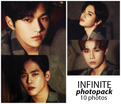 Infinite - photopack #16 by butcherplains