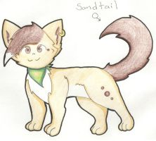 Sandtail by starstorm72