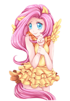 Fluttershy - My little pony by Syertse