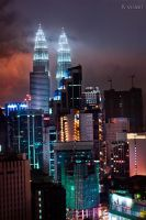 KLCC by Khaled-vision