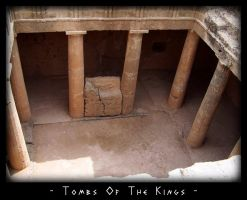 Tombs Of The Kings by Harry-Paraskeva