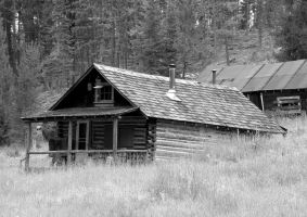 Miner's Cabin by poipu