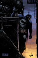 Batman Sean Gordon Murphy with Colwell by JeremyColwell
