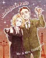 Mr. and Mrs. Fitzgerald by marzo20