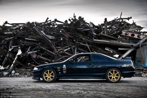 Skyline R33 - 8 by Dhante