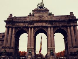 My trip to Brussels by Kumiko7