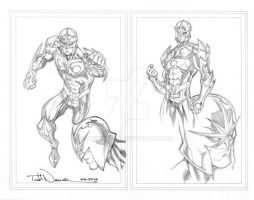 Nova Character Study 001 by ToddNauck
