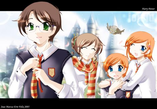 Harry Potter pic by jojoju