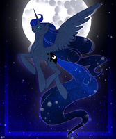 Moonlight Sonata by Nykraly