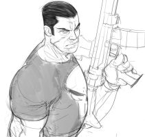 Punisher by Ramonn90