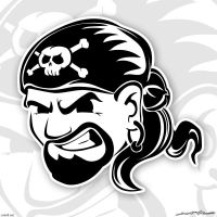 Scott Pirate by smhill