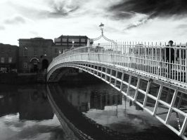 Drama bridge. by PetitLuna