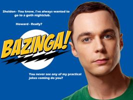 Bazinga by steamboat-j