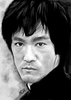 Bruce Lee by Artist-KGH