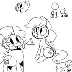 Practice Doodles 2k14 by RustyDooks