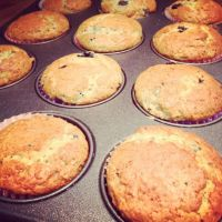 286 Baking Muffins by DistortedSmile