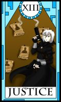 Blanche Roulette City Season 2 Tarot by LaZella