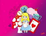 Alice in Wonderland ! by jessdianajess