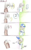 he has been ghettofied XD by purgatory0207