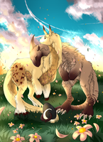 .:Spring Has Come:. by UnravelDragfox