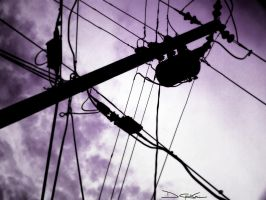 power lines x25 by yume-ninja