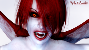 Prysha - Just morphed into a Succubus 1 by r9xchaos