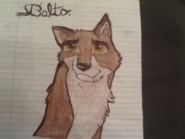 Balto by allanthehedgehog147