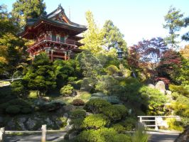 Japanese Tea Garden 1 by ChloeReux