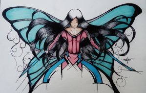 Butterfly by Precise24