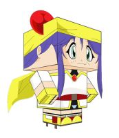 LIMA SABER MARIONETTE J TO X by animepapertoys