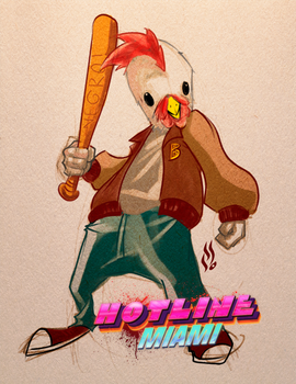Hotlinemiami by MrTuRn