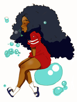 SZA - Bubbles by africanjava