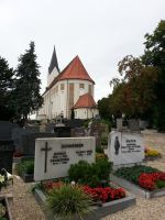 Hengersberg Church by theWitchofGrich