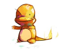 Charmander Doodle by michaelfirman