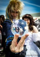 Jareth and Sarah by methosivanhoe