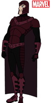 Marvel - Magneto 2014 by HewyToonmore