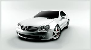 Mercedes Benz SL - FINAL by jjokin