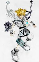 Sora Final Form Special Color by Andrex91