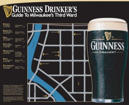 Guinness Guide to 3rd Ward by mattress