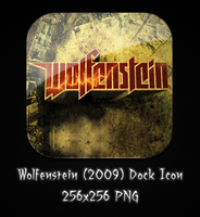 Wolfenstein Dock Icon by Timmie56