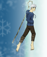 Bringer of Winter_Jack Frost by 13OukaMocha13