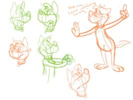 Silly doodles 11 by valdo-wolf