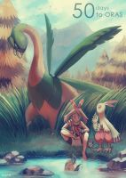 ORAS DAY 50 by Aonik