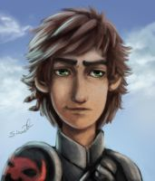 Httyd 2 Hiccup by sisaat
