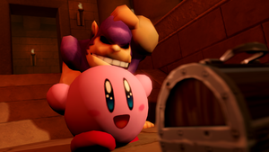 {SFM} Kirby's Plunder by UniTheLucario