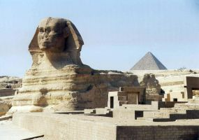 Sphinx by ahmedyousri