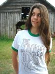 Roving House - Vintage Tee by thecymbalwench