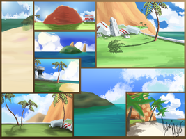 Seaside Hill Compilation by Ashman718