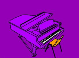 Caulfield's Piano by Dgym
