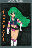 Time Gal-Obscura Jam by Rhythm-Wily